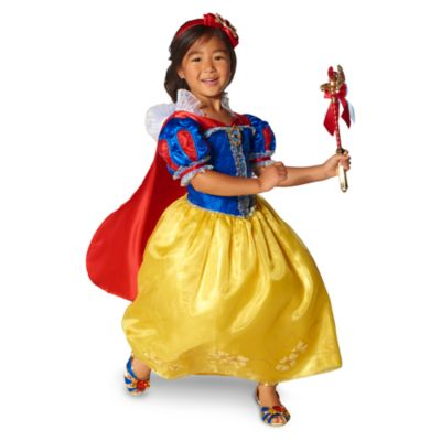 Snow White Costume For Kids