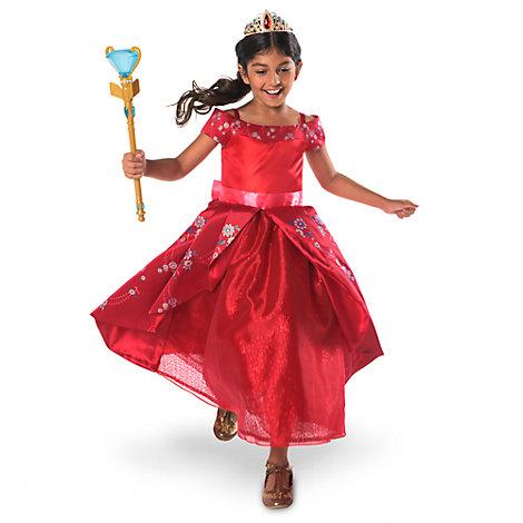 Déguisement Elena de luxe pour enfants, Elena d'Avalor