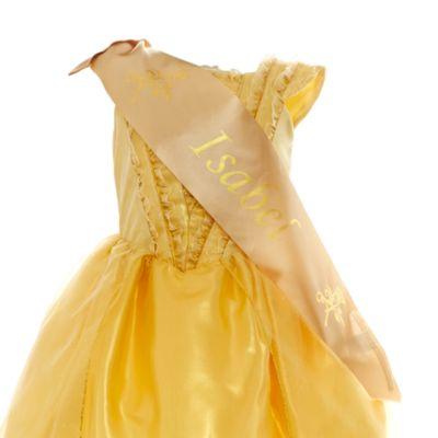 Belle - Premium Kostümkleid in Gold für Kinder, Die Schöne und das Biest