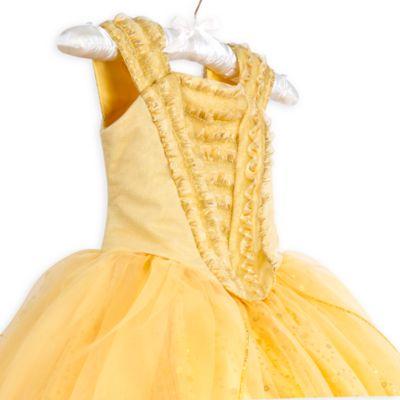 Robe de déguisement de luxe Belle pour enfants en édition limitée, La Belle et la Bête