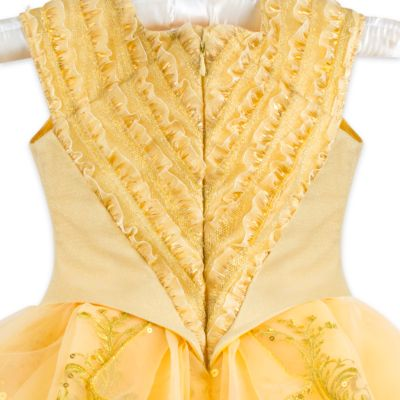 Belle Limited Edition Deluxe Costume Dress For Kids, Beauty and the Beast