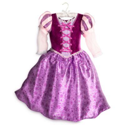 Rapunzel-maskeradklänning för barn, Trassel