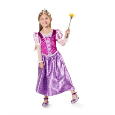 Rapunzel Costume Dress For Kids, Tangled: The Series