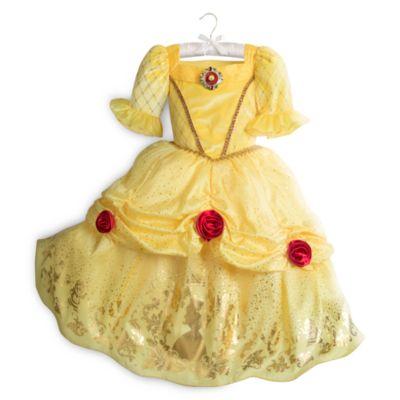 Disfraz infantil de Bella, La Bella y la Bestia