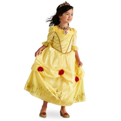 Costume bimbi Belle, La Bella e la Bestia