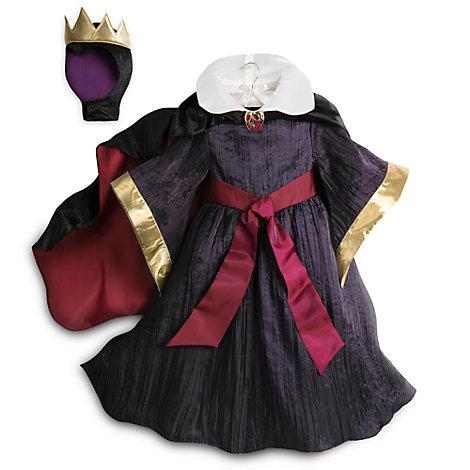 Kostüm der Bösen Königin für Kinder