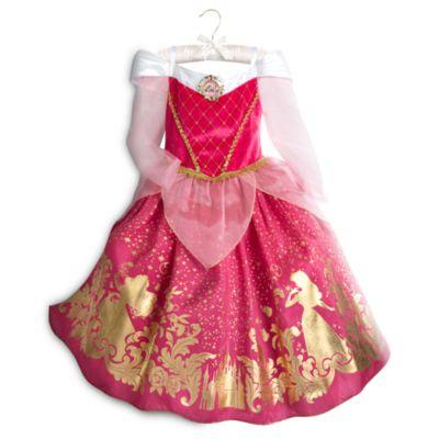 D guisement pour enfants aurore la belle au bois dormant - Deguisement princesse aurore ...