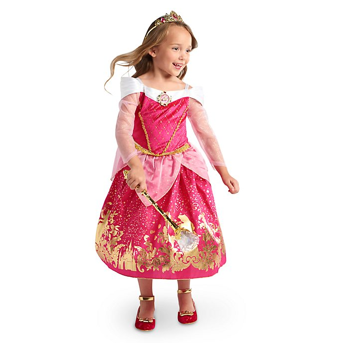 Dornröschen - Aurora Kostüm für Kinder