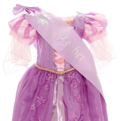 Rapunzel kostumekjole til børn, To På Flugt