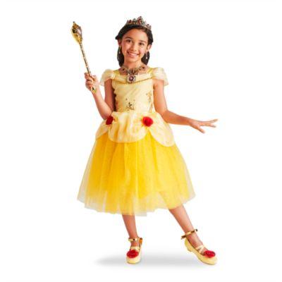 Belle Costume Dress For Kids