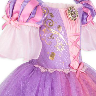 Rapunzel Costume Dress For Kids