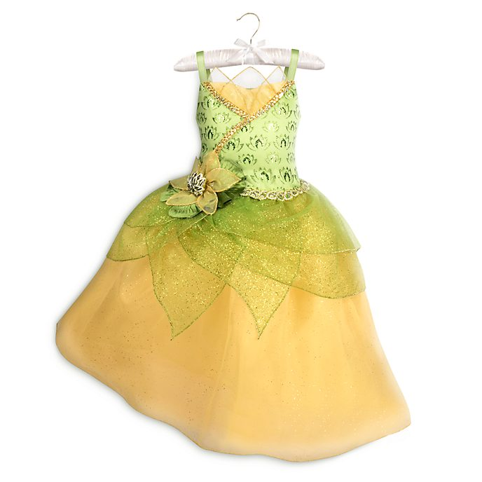Disney Store Tiana Costume For Kids Princess And The Frog