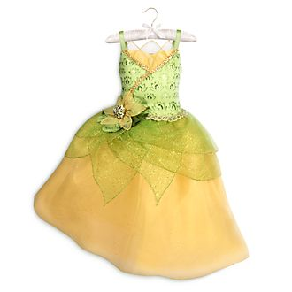 Disney Store Tiana Costume For Kids, Princess and the Frog