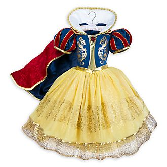 Disney Store Snow White Deluxe Costume For Kids