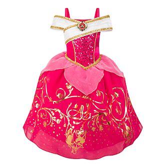 Costume bimba Aurora stampa dorata La Bella Addormentata nel Bosco Disney Store