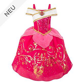 Disney Store - Dornröschen - Aurora - Kostüm mit Foliendruck für Kinder