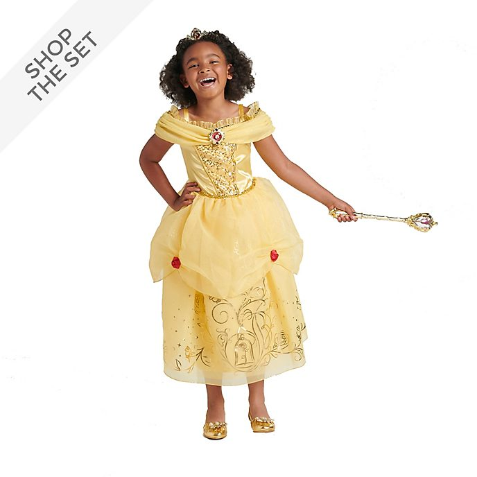 Disney Store Belle Costume Collection For Kids
