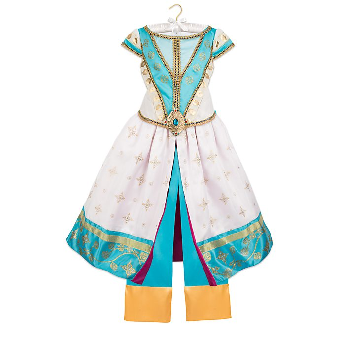 Disney Store Princess Jasmine Deluxe Sultana Costume For Kids