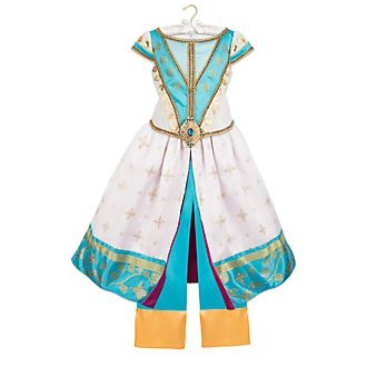 Disney Store Princess Jasmine Deluxe Sultana Costume For Kids