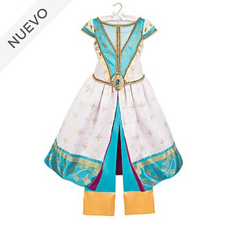 Disfraz infantil sultana princesa Jasmine lujo, Disney Store