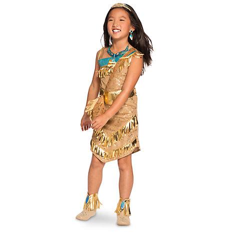 Costume bimbi Pocahontas