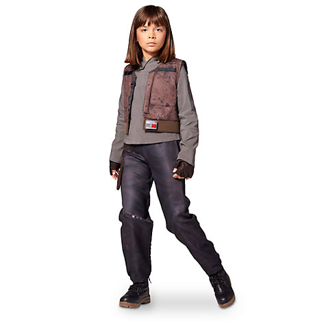 Costume bimbi Jyn Erso, Rogue One: A Star Wars Story