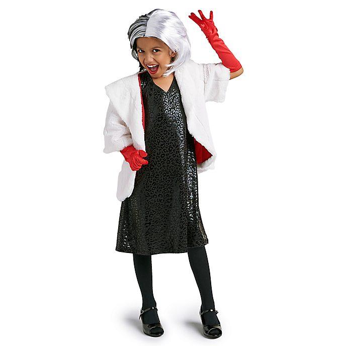 Cruella De Vil Kostum Fur Kinder