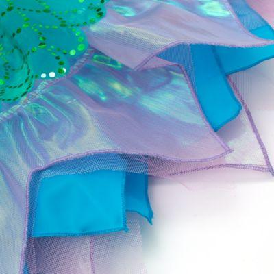 Conjunto infantil de tutú y accesorio de Ariel, La Sirenita