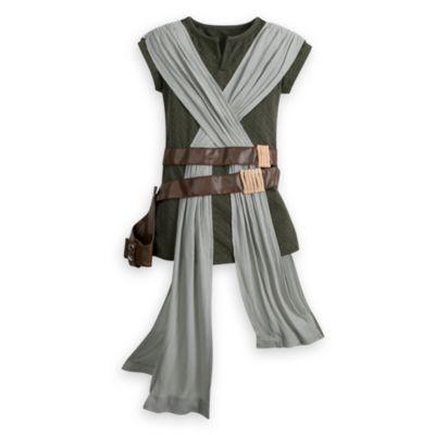 Rey utklädningskläder för barn, Star Wars: The Last Jedi