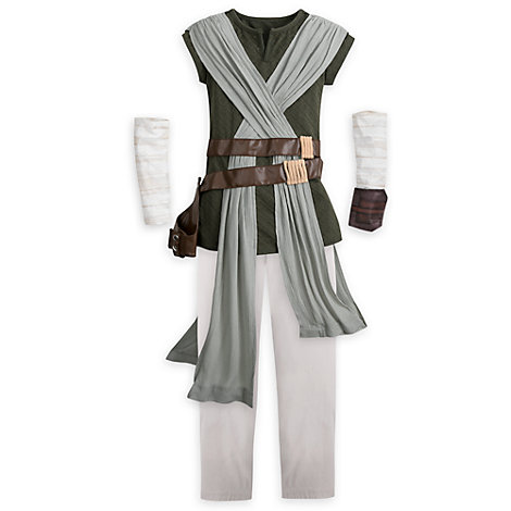 Rey Costume For Kids, Star Wars: The Last Jedi