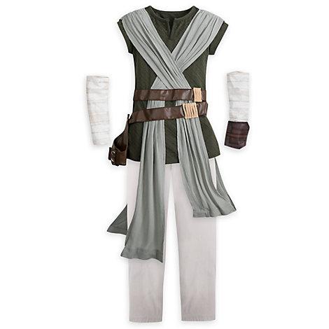 Star Wars: Die letzten Jedi - Rey - Kostüm für Kinder