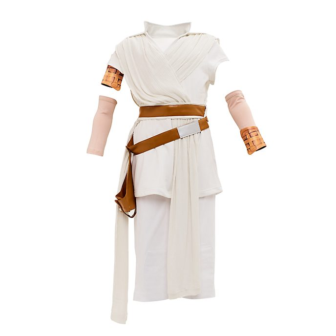 Disney Store Rey Costume For Kids, Star Wars: The Rise of Skywalker