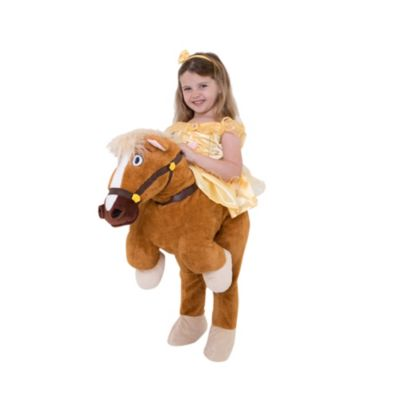 Belle mit Philip - Kostüm Deluxe für Kinder