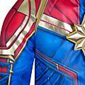 Disney Store Costume Captain Marvel pour enfants