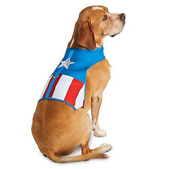 Disney Store Captain America Pet Harness