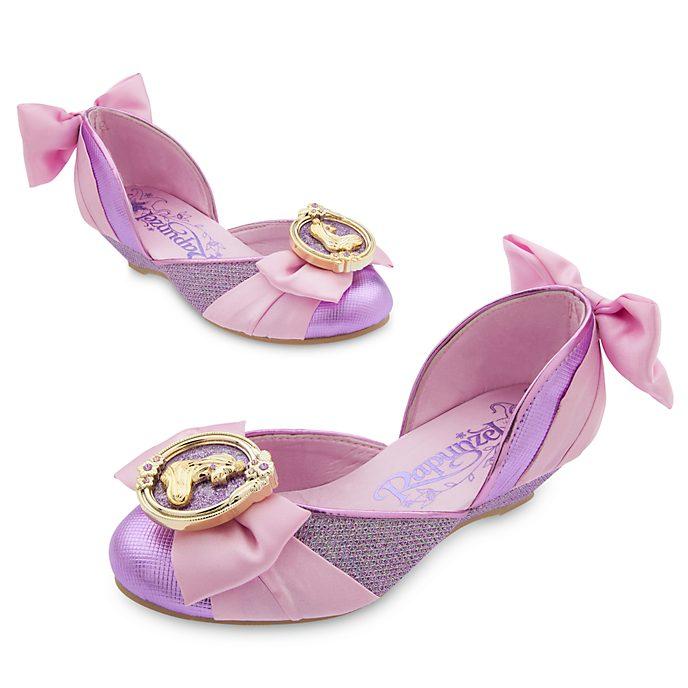 Scarpe bimbi per costume Rapunzel 41c3932fa53