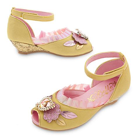 Zapatos infantiles disfraz Bella