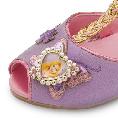 Rapunzel Costume Shoes For Kids