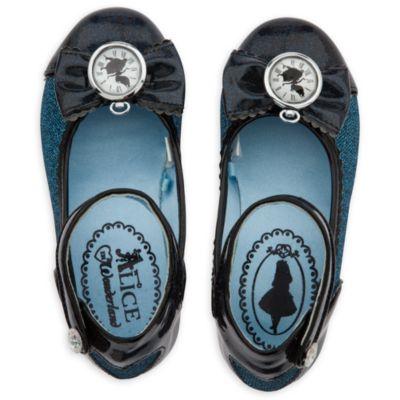 Zapatos disfraz Alicia en el País de las Maravillas para niña