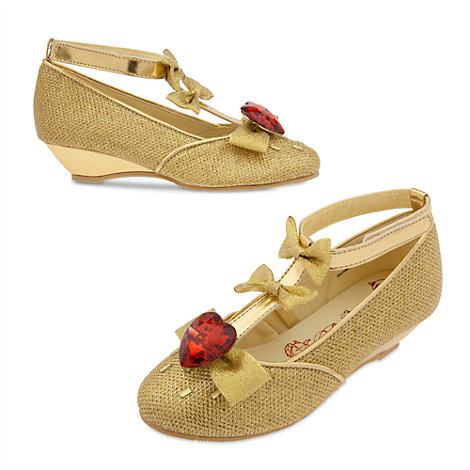 Belle Costume Shoes For Kids