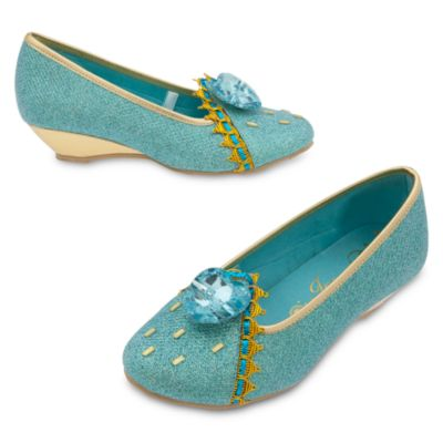 Zapatos disfraz Yasmín para niña