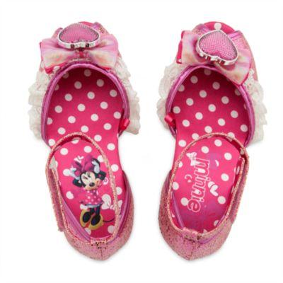 Zapatos Tacon Disfraz Niña