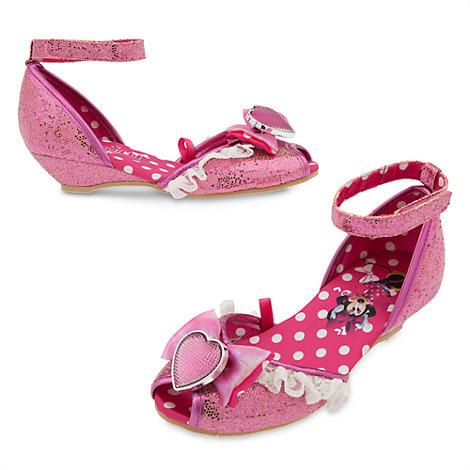 Zapatos disfraz Minnie para niña