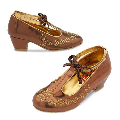 Scarpe bimbi per costume di carnevale Elena di Avalor