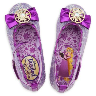 Rapunzel Costume Shoes For Kids, Tangled: The Series