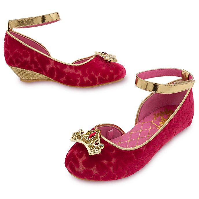 Zapatos infantiles de disfraz de Aurora, La Bella Durmiente