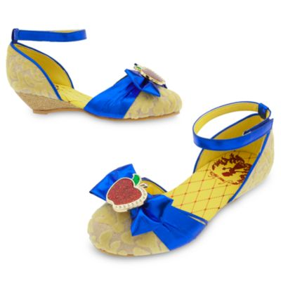 Scarpe bimbi per costume Biancaneve