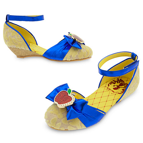 Snow White Costume Shoes For Kids