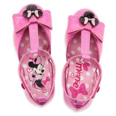 Minnie Maus - Kostümschuhe für Kinder
