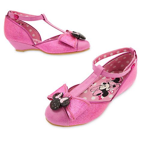 Zapatos infantiles de disfraz de Minnie